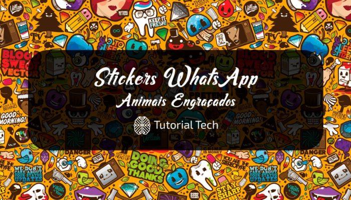 [Download] Sticker para WhatsApp  2# Animais Engraçados