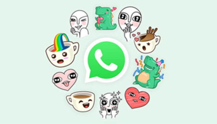Como enviar Stickers WhatsApp